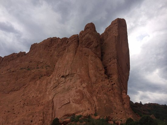 Garden of the Gods: Awesome rock formation!