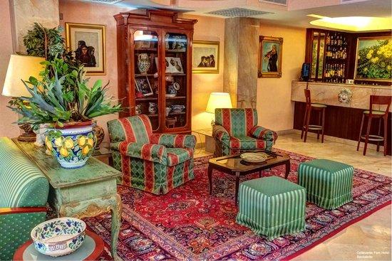 Colleverde Park Hotel : Hall
