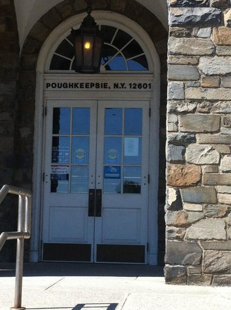 The Poughkeepsie Post Office: Post office