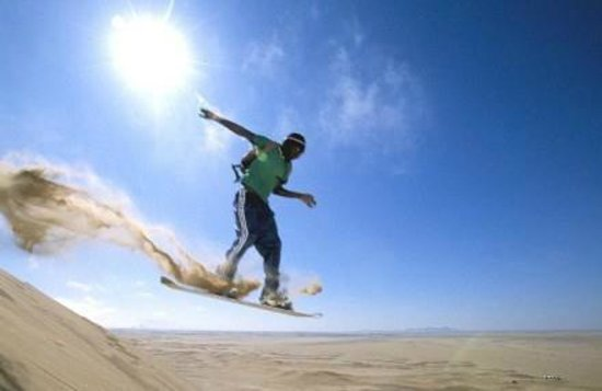 Camel Safari Camp: if you are looking for adrenaline and excitement , We offer excellent Sandboard, quad bik or bug