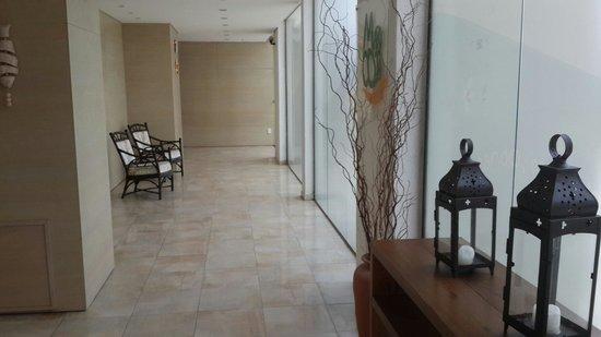 Hotel Porto Sol Quality: Cobertura