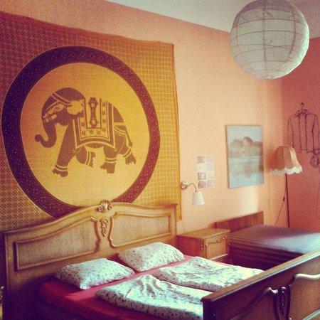 Lavender Circus Hostel : Room #3