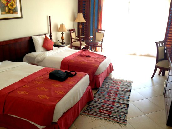 Caribbean World Resorts Soma Bay : beds