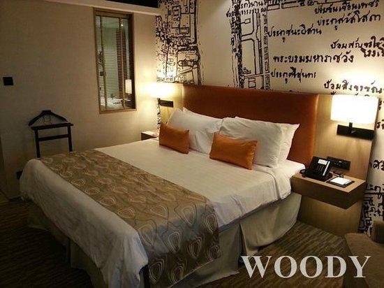 Grand Mercure Fortune Bangkok: Comfort bed