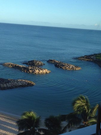 Marriott Ko Olina Beach Club: Sun rise- view from the room
