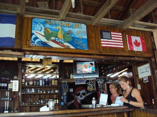 Driftwood Cafe: restaurant