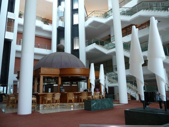 SBH Costa Calma Palace: Pianobar im Erdgeschoss