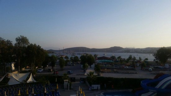 Bodrum Beach Resort: Room with a view ☺