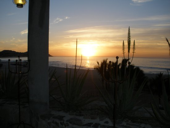 Paradisus Los Cabos: Sunrise at Breakfast