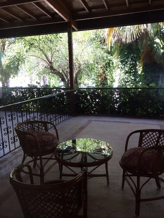 Max Holiday Hotels Side Stone Palace: Балкон