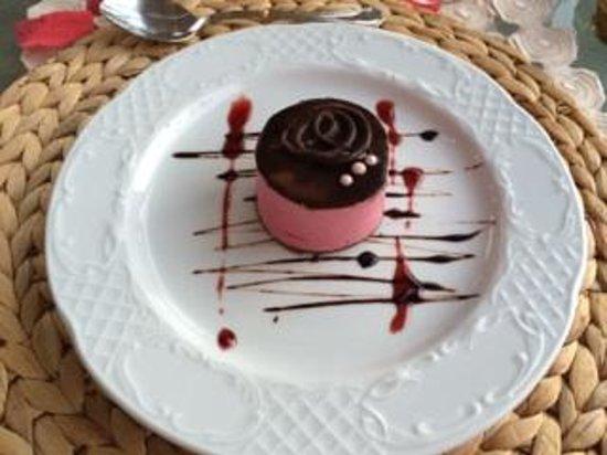 Posada los Cantaros: The best dessert ever!