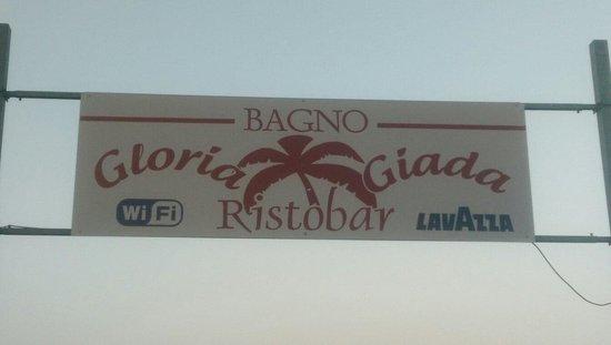 Entrance picture of bagno gloria e giada lido di savio - Bagno margarita lido di savio ...