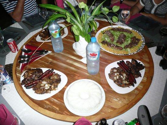 Tevahine Dream : Diner