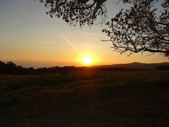 Casa Batsu: Stunning sunset