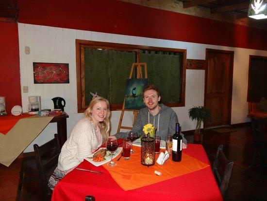 Casa Batsu: Dinner cooked by Carlos