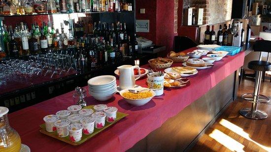 Relais La Costa : colazione da migliorare