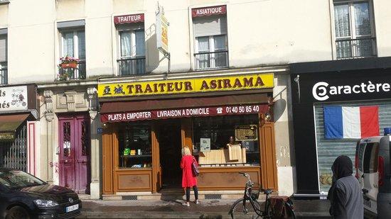 Asirama