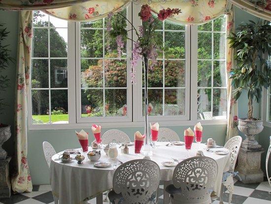 Maranatha Country House : Breakfast room