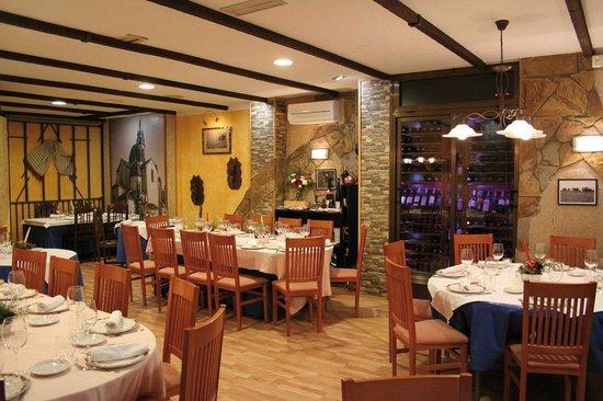 Restaurante Ribel Casa Elias