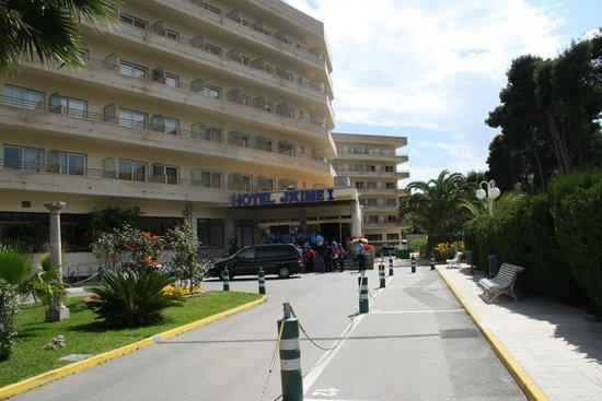 Jaime I Hotel: ENTRADA AL HOTEL