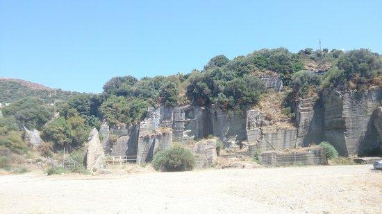 Golden Age Crystal Bodrum: Дорога к пляжу