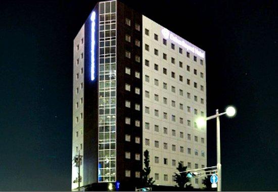 Daiwa Roynet Hotel Nagoya Ekimae: ホテル外観