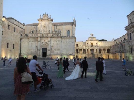 Grand Hotel Di Lecce : Lecce ,Piazza del Duomo. Matrimoni