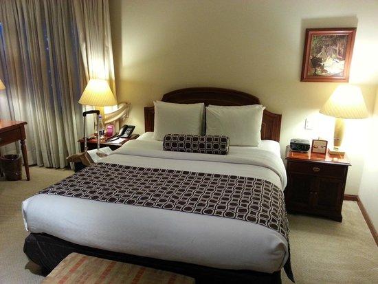 Sonesta Hotel Bogota : Muy confortable