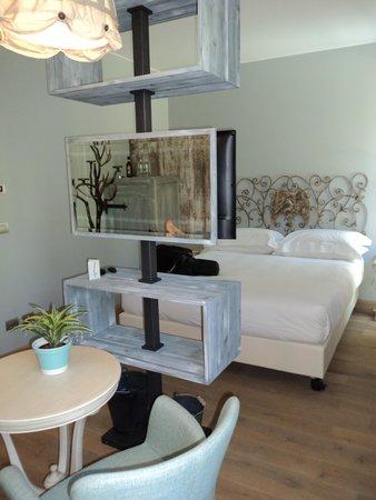 Ville sull'Arno Hotel : Bedroom