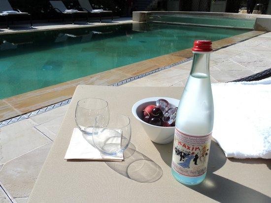 Ville sull'Arno Hotel : Complimentary snacks