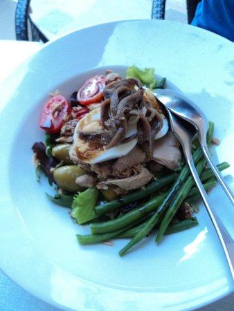 Ville sull'Arno Hotel : Dinner