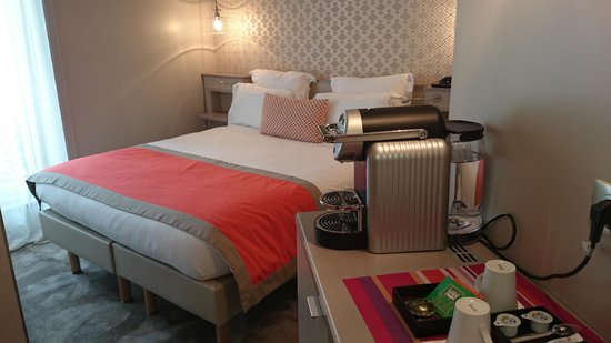 Hotel Vic Eiffel : superb room