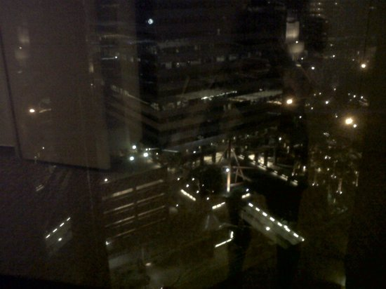 The Westin Bonaventure Hotel & Suites: vista desde la habitacion