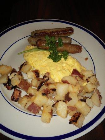 Bob Evans: scrambled eggs