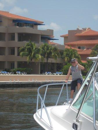 Wasabi Loco Sportfishing Adventures : Markus loved the trip!