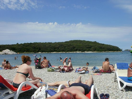 Hotel Pineta: Beach & Bocchetta