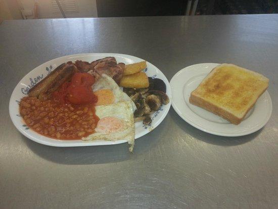 Its A Kinda Magic: top breakfast mmmmmmmm