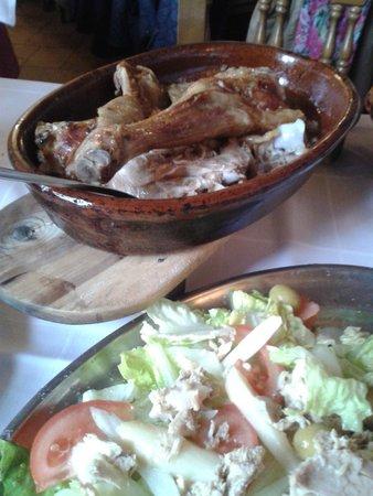 Foto de el jardin pedraza nice cordero tripadvisor - Restaurante el jardin pedraza ...
