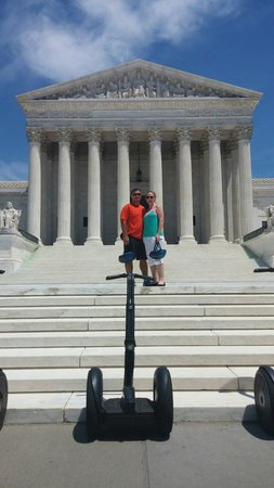 Private DC Segway Tours: Supreme Court