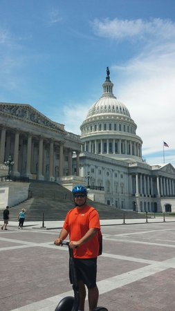 Private DC Segway Tours: Capital