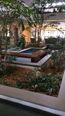 Hilton Grand Vacations Seawatch On The Beach Resort : Lobby