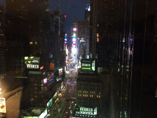 Novotel New York Times Square : View outside the window