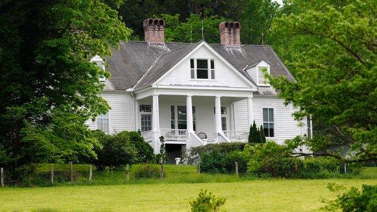 Carl Sandburg Home National Historic Site: Sandburg Home