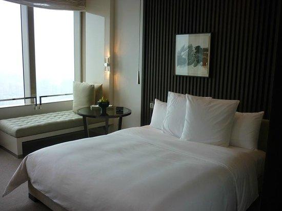 Park Hyatt Shanghai: Detalhe do apartamento