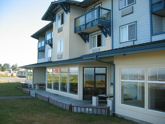 Oceanfront Lodge Crescent City CA