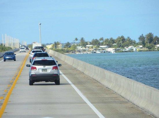 The Overseas Highway : Overseas Highway to Key West