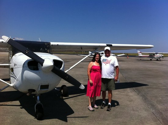 Flight Academy of New Orleans - Aerial Tours: Awesome Experience