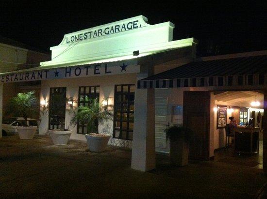 Lone Star Restaurant & Hotel: Lone Star Restaurant