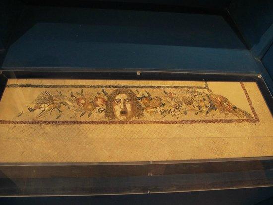Domus Romana: Mosaico del Domus