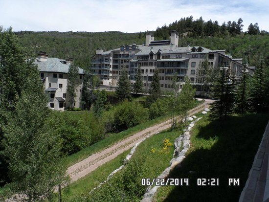 Hyatt Mountain Lodge: Ditto